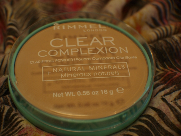 Rimmel matte powder