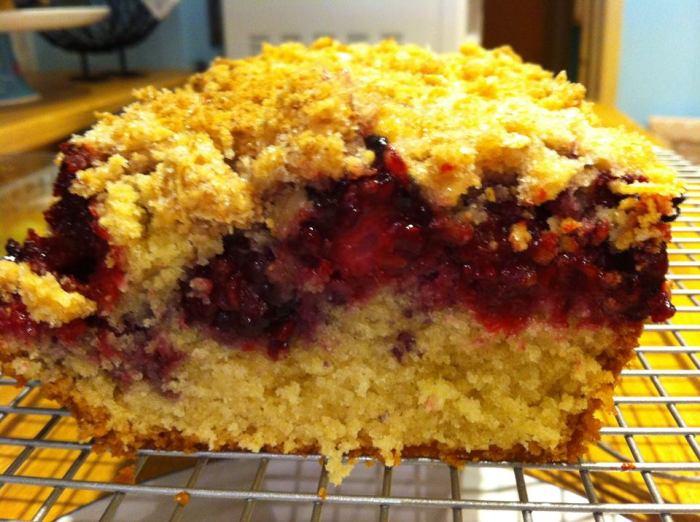 Holly's cake