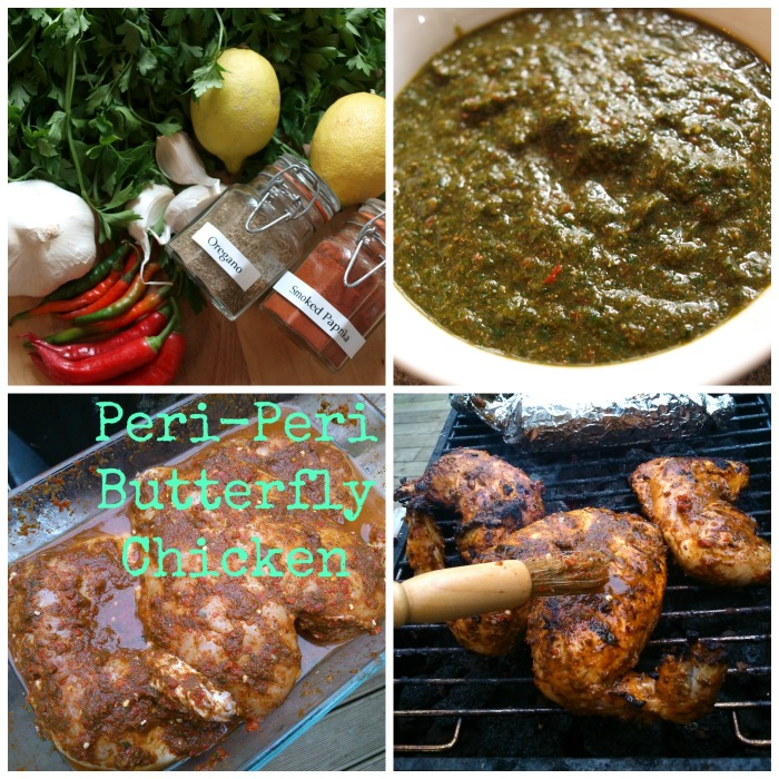 peri-peri chicken marinade