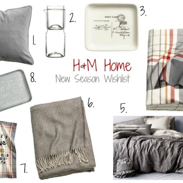 H and M Home Wishlist   Anna International