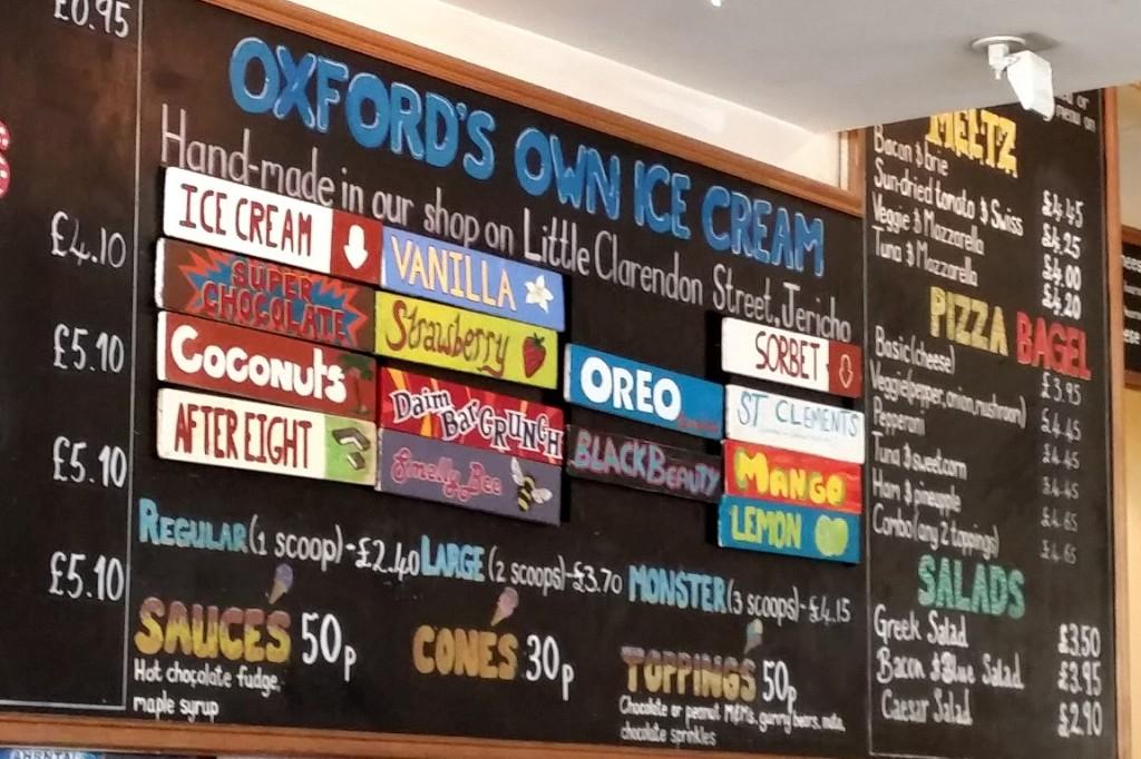Afternoon in Oxford | Anna International