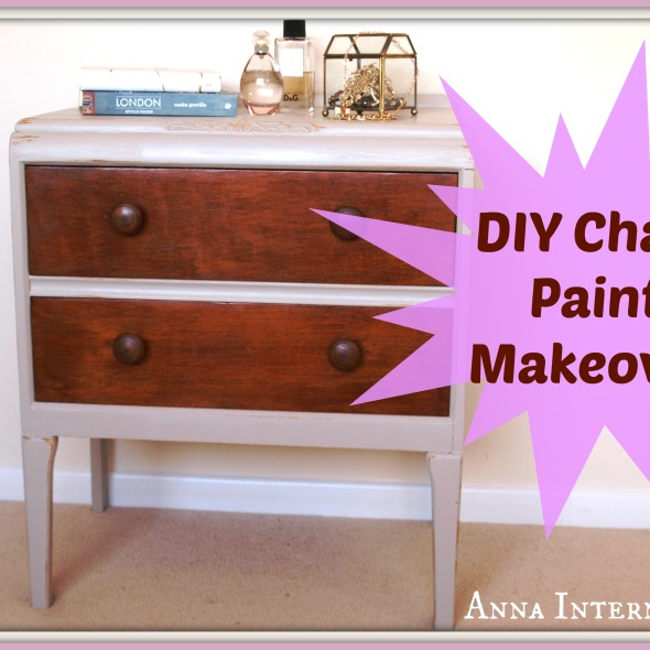 DIY Chalk Paint Makeover | Anna International