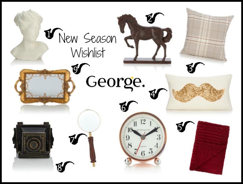 George at Asda Wishlist | Anna International