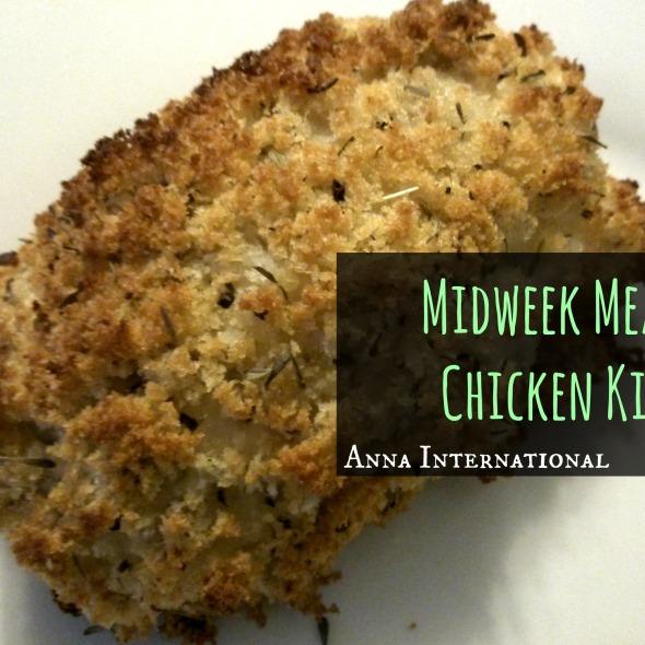 Midweek Meals: Chicken Kiev |Anna International