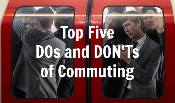 Top Five Dos and Donts of Commuting | Anna International