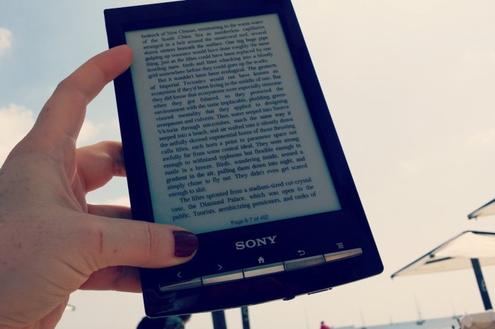 Sony eReader | Anna International