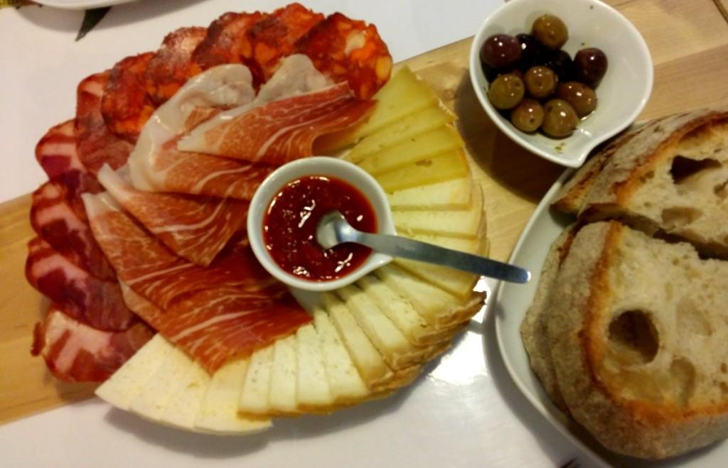 Portuguese Meat Platter   Anna International