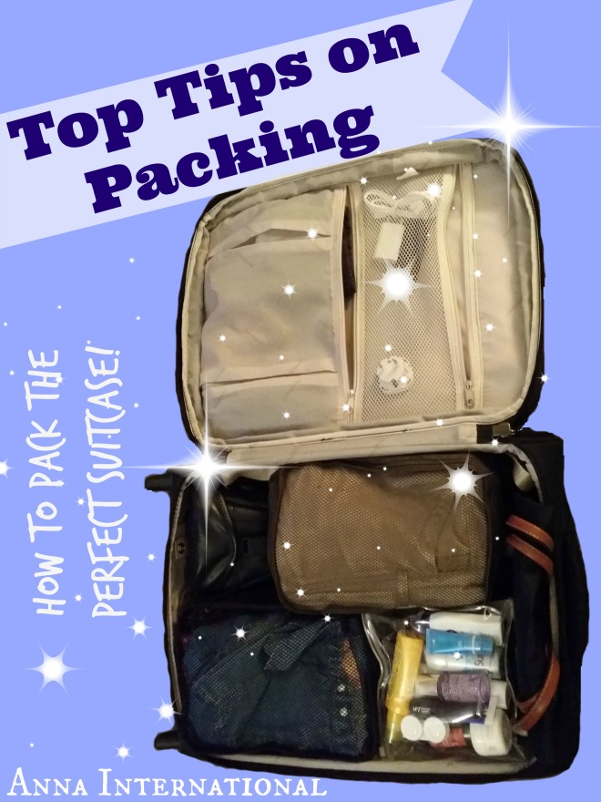 Top Tips on Packing | Anna International
