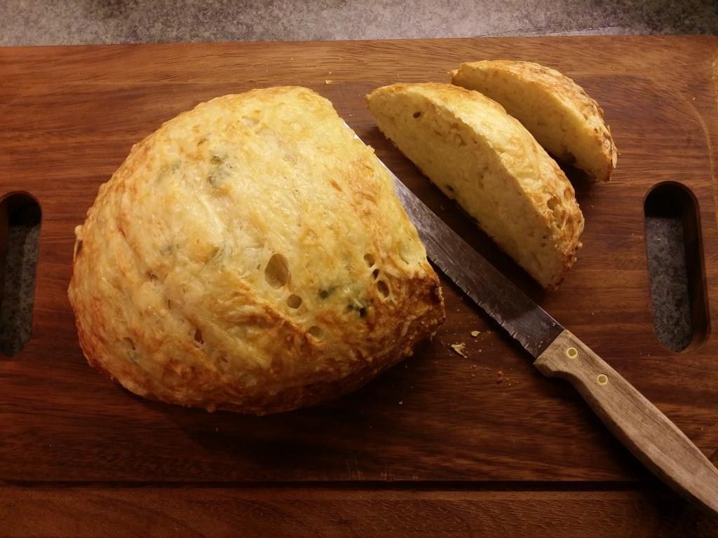 Easy Jalapeno Cheese Bread   Anna International