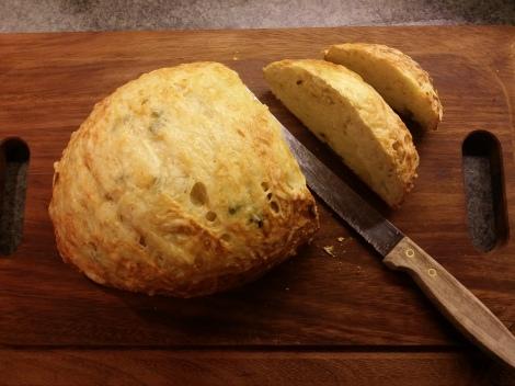 Easy Jalapeno Cheese Bread | Anna International