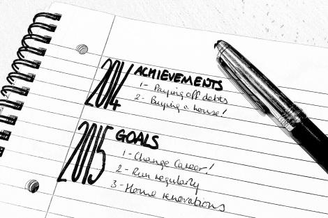 2014 review, 2015 goals
