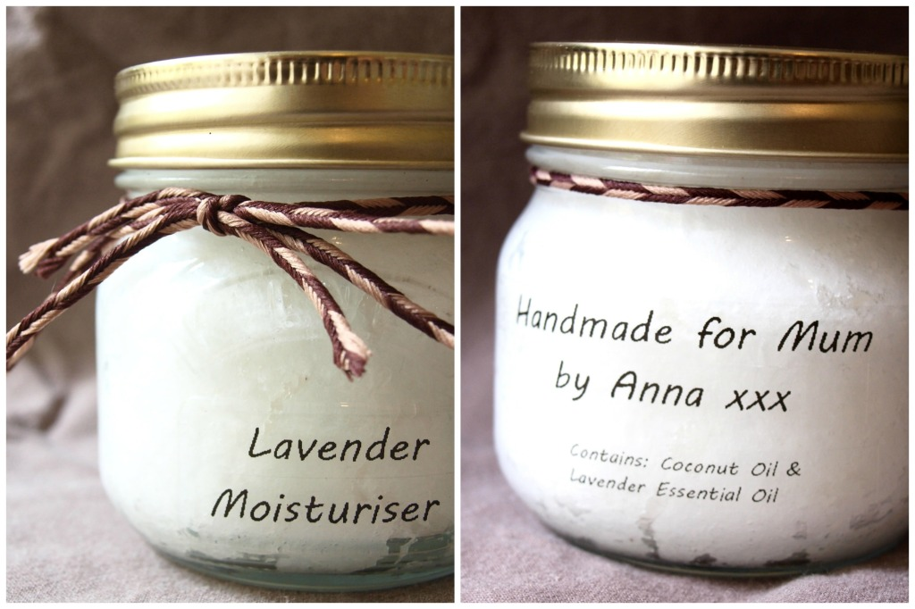 Homemade All Natural Moisturiser | Anna International
