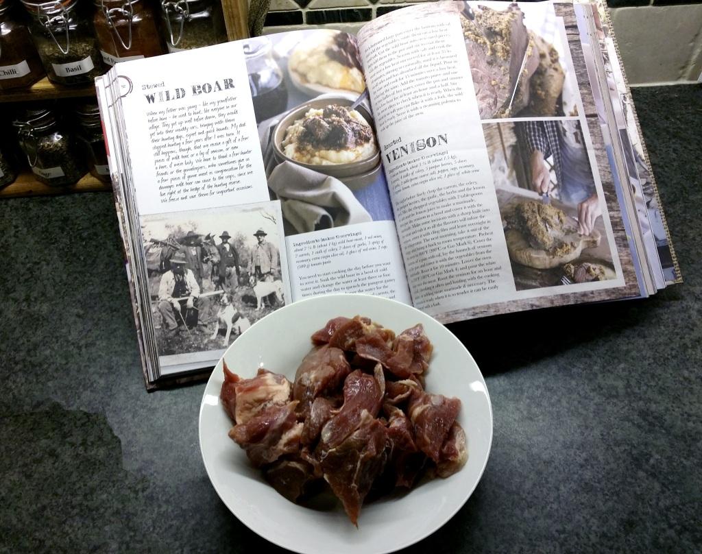 Wild Boar Papardelle | Anna International