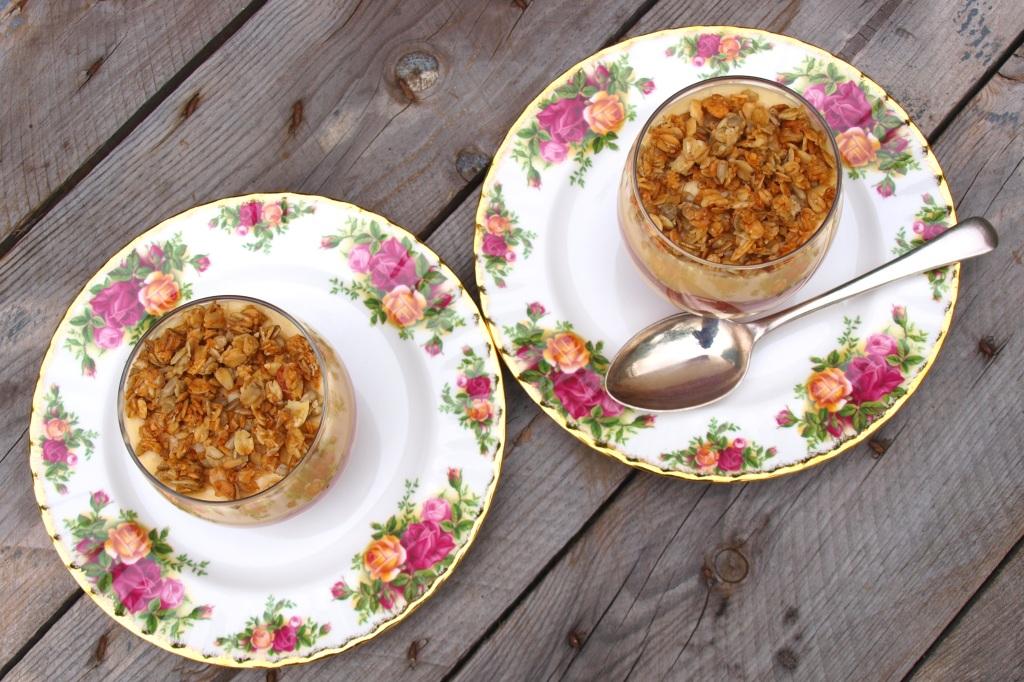 Rhubarb and Custard Pots | Anna International