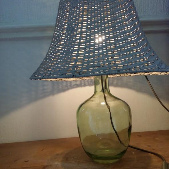 Easy DIY Bottle Lamp | Anna International