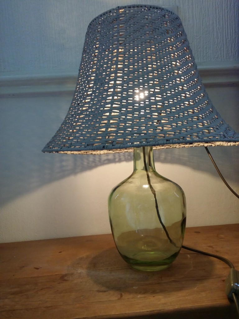 Easy DIY Bottle Lamp | Anna International