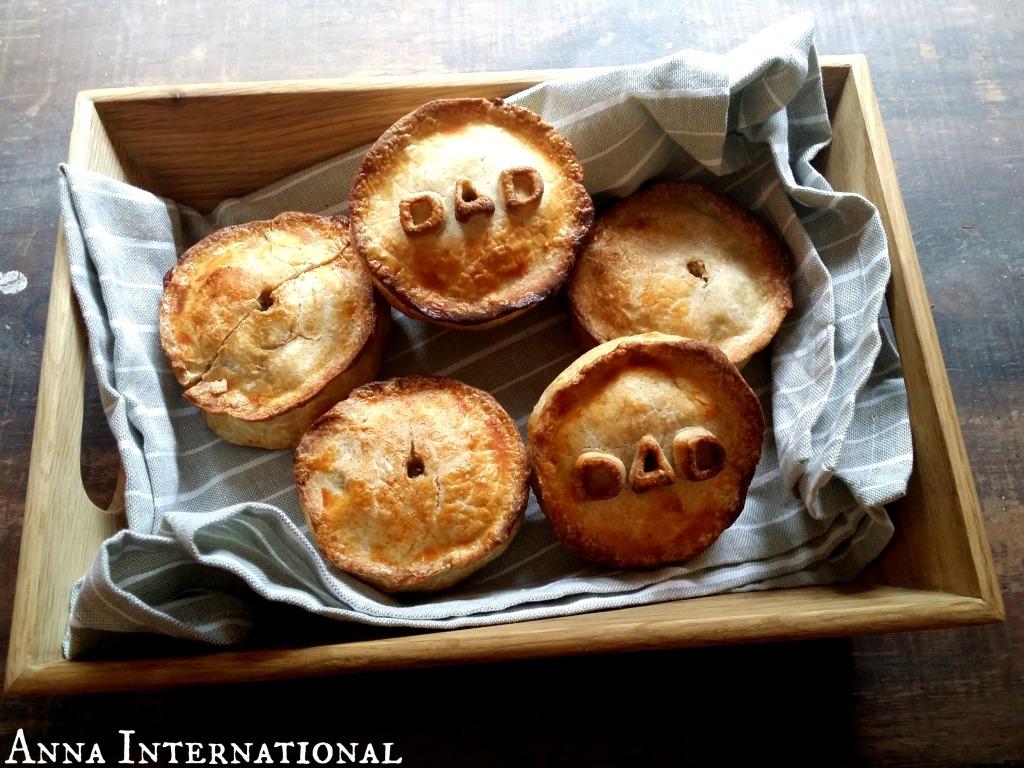 Homemade Pork Pies | Anna International