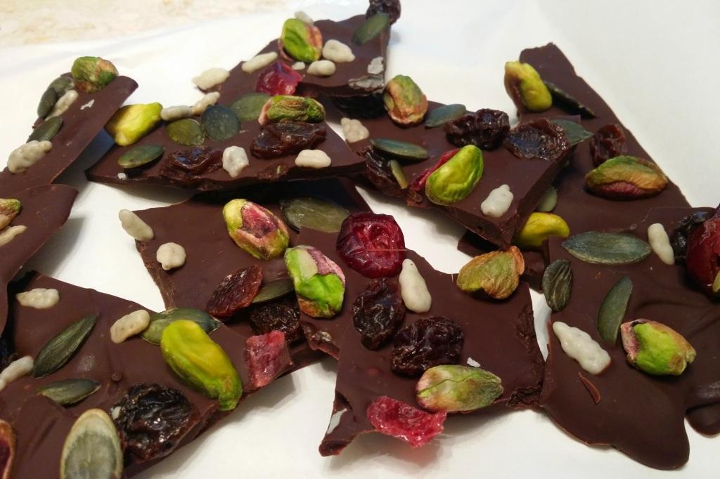 Cheat's Chocolate Bark | Anna International