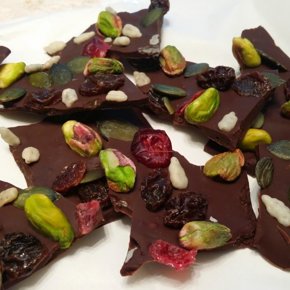 Cheat's Chocolate Bark | Anna International
