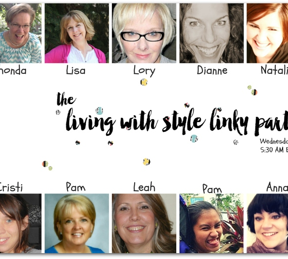 Living with Style Link party